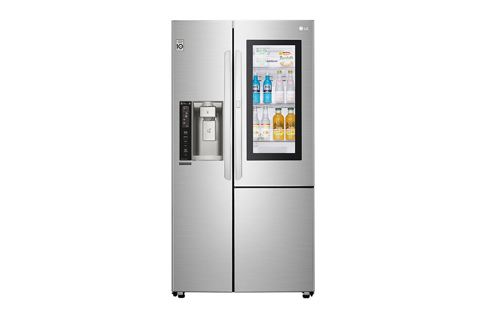 LG Heladera C/Freezer No Frost GM-X267NSTMAS