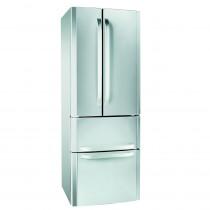 Ariston Heladera C/Freezer E4DX/QUADRIO - Inox