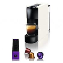 Nespresso Cafetera ESSENZA Mini White C30-AR-WH