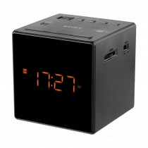 Radio Reloj Cubo Sony ICF-C1