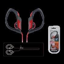 Panasonic Auriculares Sports Rojo RP-HS34PPR
