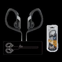 Panasonic Auriculares Sports Negro RP-HS34PPK