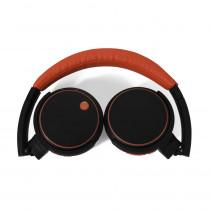 Noblex Auriculares HP332 Negro-Naranja