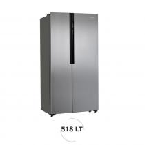 Patrick Heladera C/Freezer SBSPK521-I
