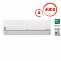LG Aire Acondicionado Dual Cool Inverter Split 3000 F/C S4-W12JA3AA