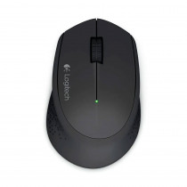 Logitech M280/4284 Mouse Optico - Inalambrico Negro