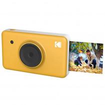 Kodak Camara de fotos MINISHOT Instantanea - BT - 10Mpx AMARILLA