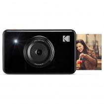 Kodak Camara de fotos MINISHOT Instantanea - BT - 10Mpx NEGRA