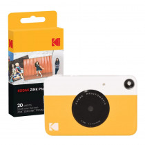Kodak Combo Print-O-Matic (Camara+Papel Impresion instantanea x 20)