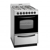 Domec Cocina 56 cm CXUPLEV Inox