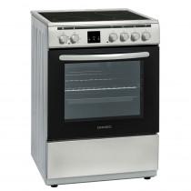 Domec Cocina Electrica Vitro 60 cm CEX67 Inox