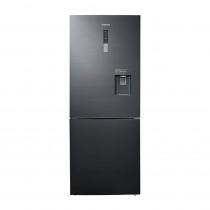 Samsung Heladera con Freezer inferior Disopenser 471 Lts. RL4363SBABS