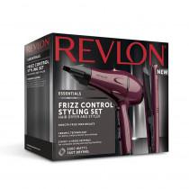 Revlon KIT Secador + Planchita Cabello RVDR 5230LA2
