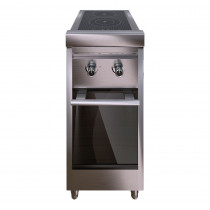 Morelli Cocina Electrica 40Cm Linea NANO