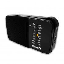 Sansei Radio Portatil AM/FM RX7