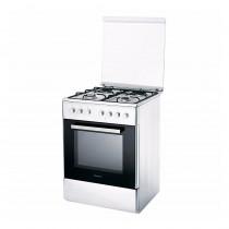Candy Cocina 4H 56cm CCG6503PX anafe Gas / horno Elect. Inox