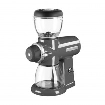 KitchenAid Molinillo de Cafe Plata KCG0702RCU