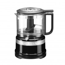 KitchenAid Procesadora Mini 3.5 lts 5KFC3516ROB Negro