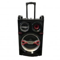 Spica Parlante Potenciado Portatil Bluetooth SP PP280 FM