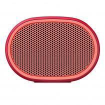 Sony Parlante Portatil EXTRA BASS™ XB01 con Bluetooth Rojo