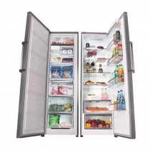 Ariston COMBO Heladera + Freezer SA81DXR+UA8F1DX