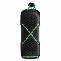 Philco Parlante Portatil Bluetooth SPH309 Negro-Verde 7W