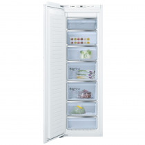 Bosch Freezer No Frost 235L Panelable y Combinable GIN81AE30 Blanca ¡Armá tu Side by Side!