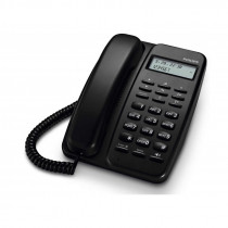 Philips Telefono De Mesa CRD150B
