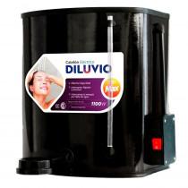 Indelplas Calefon Electrico Ducha IDP-D20 Diluvio Max 20 Lts Ngro