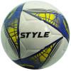 Style Pelota BOCA - Blanca, Amarilla y Azul