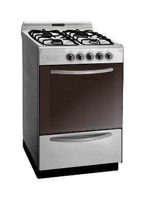 Domec Cocina 56 cm CXUPV Inox