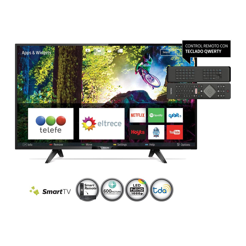 "Philips 43"" LED Full HD Smart Tv 43PFG5102"