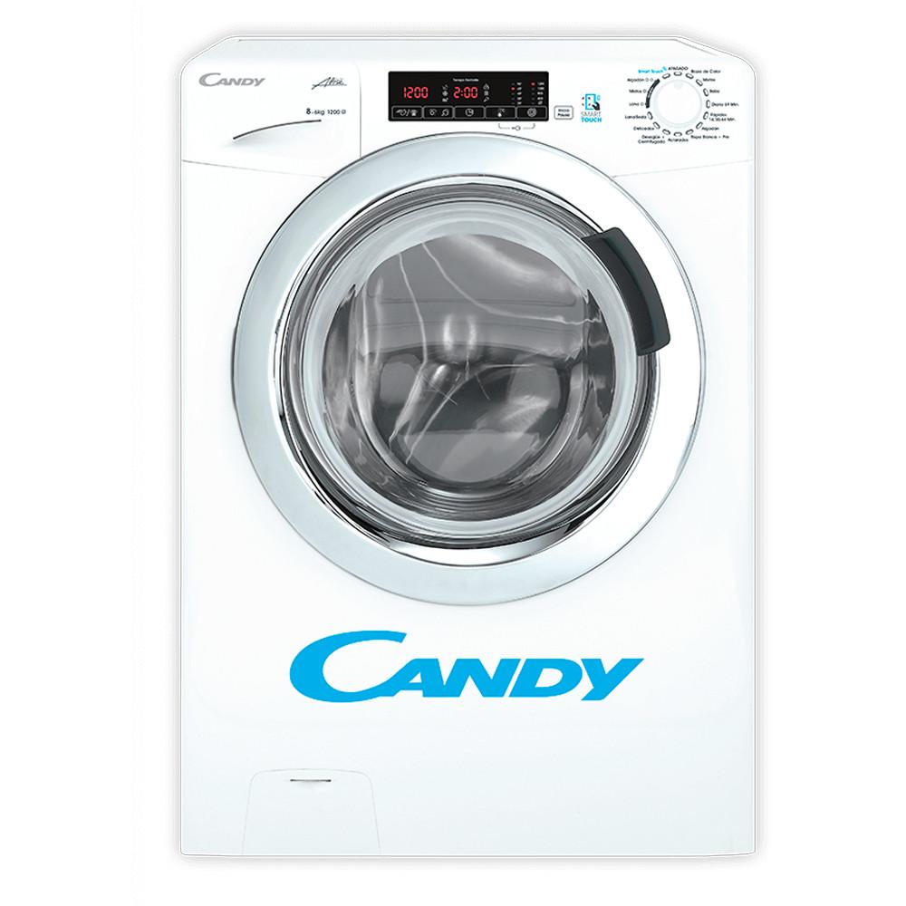 Candy LavaSecarropas 8L-6S Kgs 1200Rpm GVW286TC