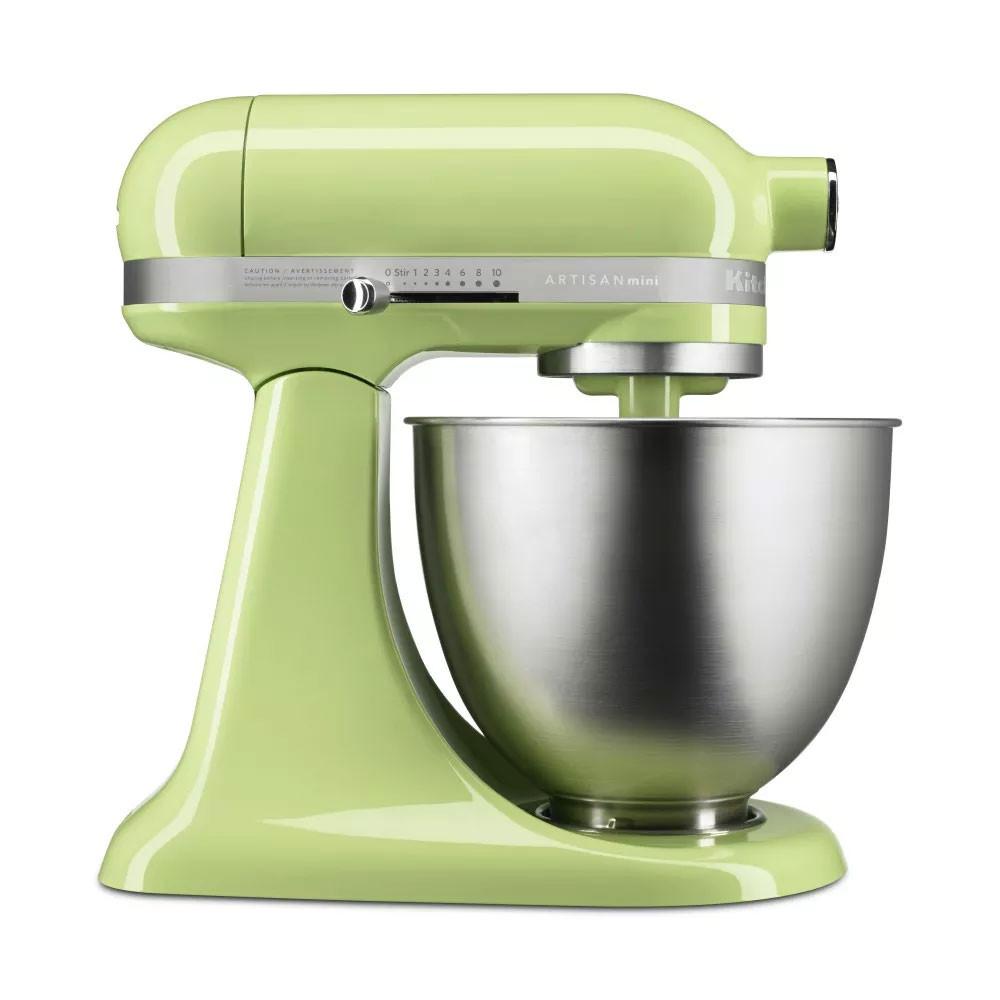 Kitchen Aid Mini Batidora Con Bowl 5ksm3311xaht Verde