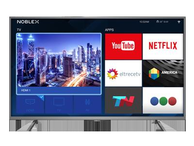 "Noblex 43"" LED Full HD Smart TV  DI43X5100X"