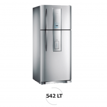 Electrolux Heladera Con Freezer DI80X