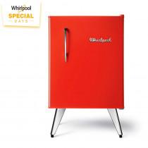 Whirlpool Heladera Bajo Mesada WRA09R1 - Rojo