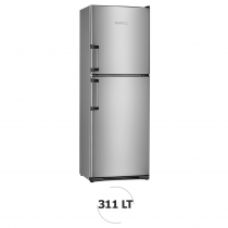 Kohinoor Heladera con Freezer KFX3494