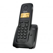 Gigaset Telefono Inalambrico A120 Negro