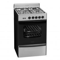 Longvie Cocina 4H 56 cm 13331X/XF Multigas Inox.