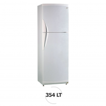 Gafa Heladera con freezer HGF387A