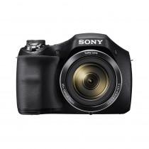 SONY Cámara de Fotos Digital DSCH300 Zoom óptico 35x Negro