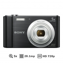 Sony Cámara Digital DSC-W800