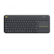 Logitech Teclado K400 inalambrico con Touchpad