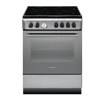 Ariston Cocina 60 cm A6V530X Inox Eléctrica