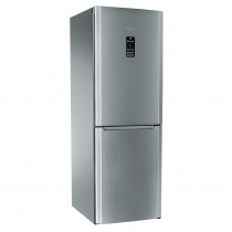 Ariston Heladera Combi C/Freezer No Frost ENBF19122FW - Acero Inoxidable