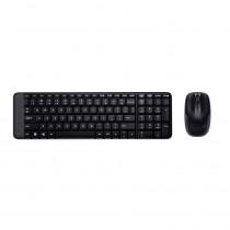 Logitech Teclado + Mouse inalámbricos MK220/4430