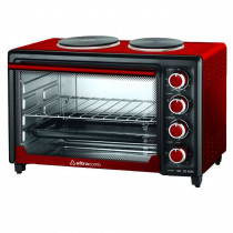 Horno Electrico con Anafes Ultracomb Uc40ac