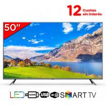 """Zenit 50"""" LED 4K-UHD Smart TV GUS-50ST4K"""