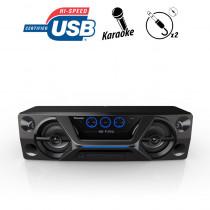 Panasonic Sistema One Box Horiz SC-UA3PR-K Negro